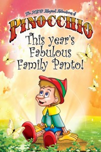 TheNEW Magical Adventures of PINOCCHIO