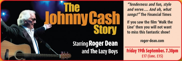The Johnny Cash Story - CLICK FOR MORE INFO!
