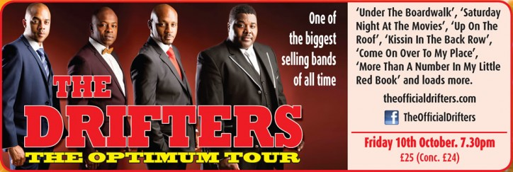 The Drifters - CLICK FOR MORE INFO!
