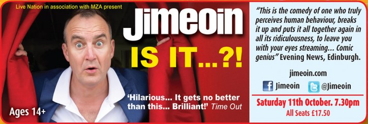JIMEÓIN – IS IT…?! - CLICK FOR MORE INFO!