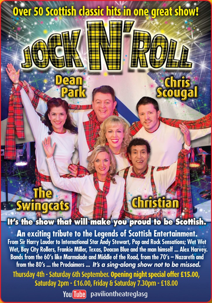 Jock N' Roll - CLICK FOR MORE INFO!