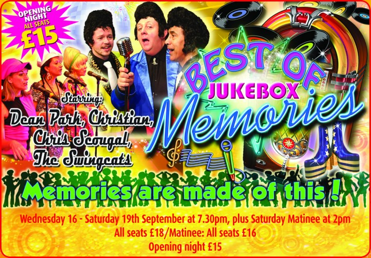 Best of Jukebox Memories - CLICK FOR MORE INFO!