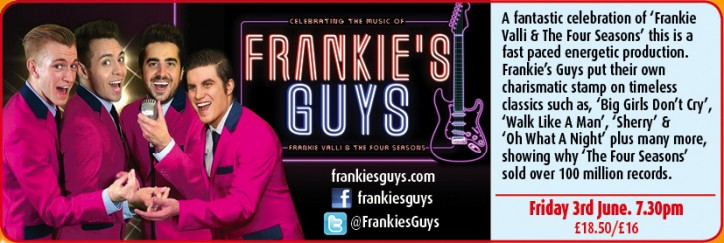 Frankie's Guys - CLICK FOR MORE INFO!