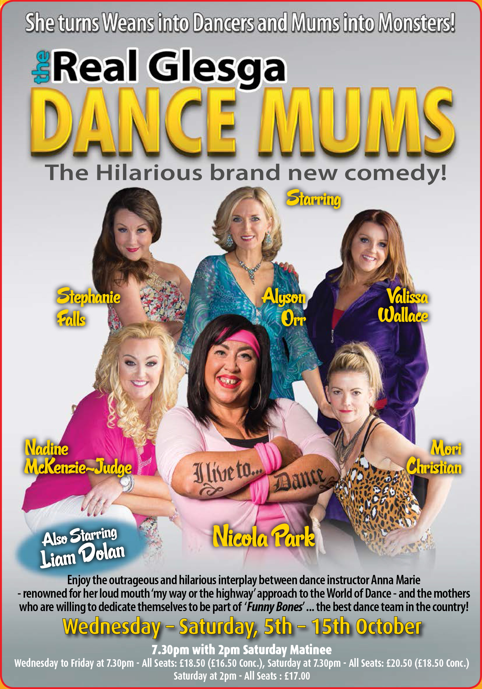 Image result for the real glesga dance mums