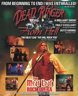 Young Meatloaf Rocky Horror THE MEATLOAF ROCK OPER...