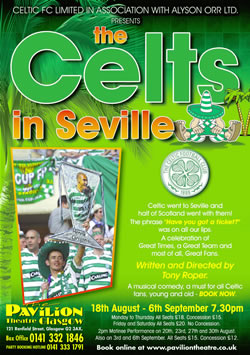 Tony Roper celts in seville