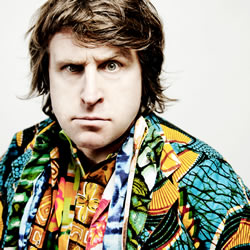 Milton Jones: On The Road at the Pavilion Theatre, Glasgow