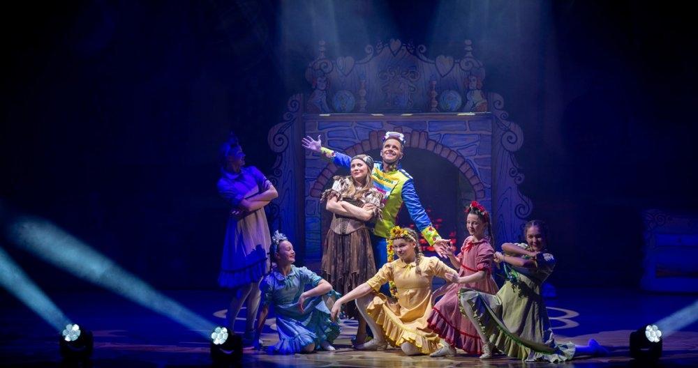 The Magical Adventures of Cinderella