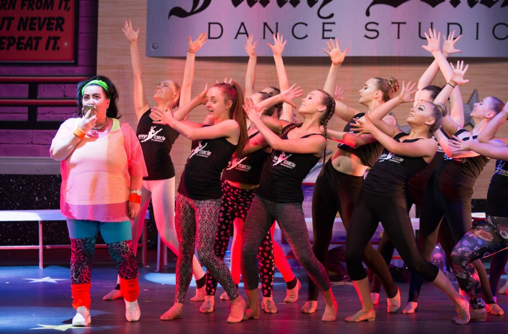Move Tour Dance Competition
