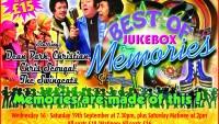 Best of Jukebox Memories - BOOK NOW!