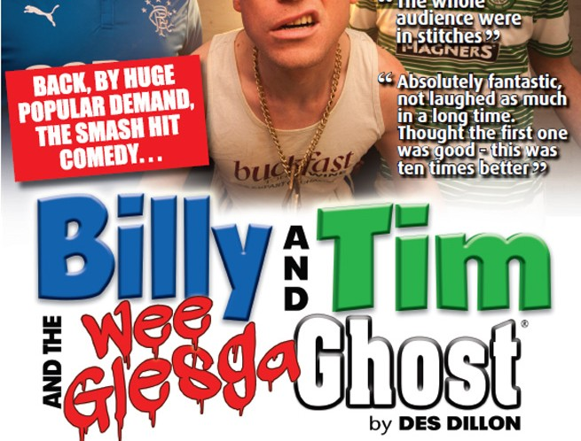 Billy & Tim and The Wee Glesga Ghost