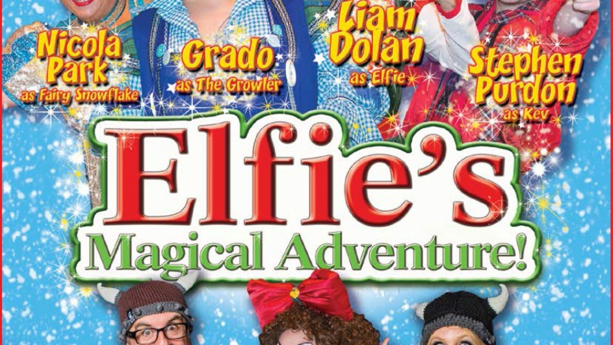 Elfie's Magical Adventure!
