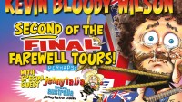 KEVIN BLOODY WILSON - BOOK NOW!