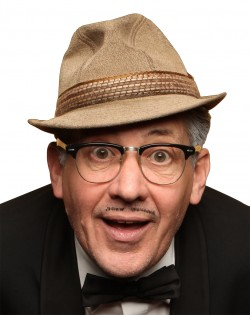 Count Arthur Strong: The Sound of Mucus at the Pavilion Theatre, Glasgow