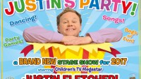 Justin's Party - BOOK NOW!