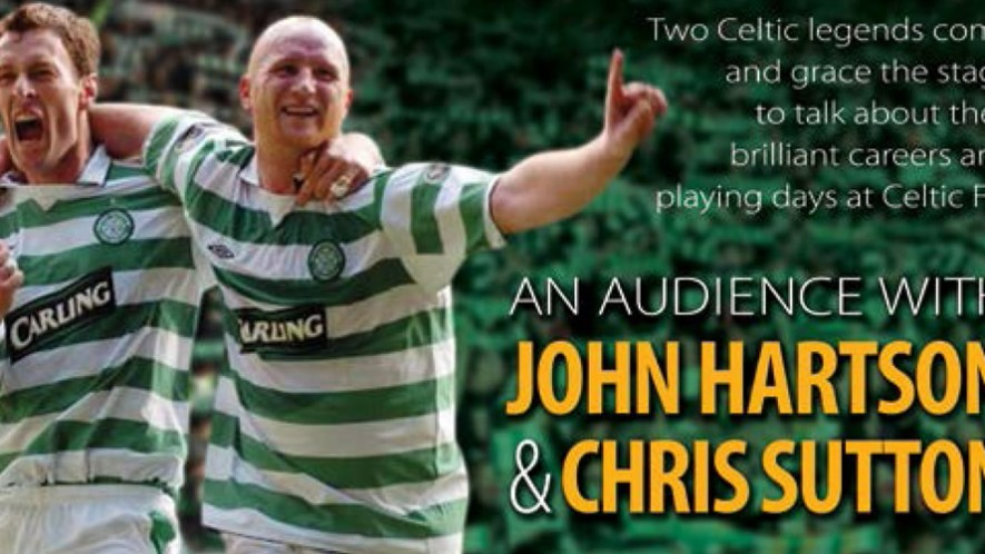 An Audience With John Hartson & Chris Sutton