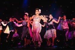 The Ladyboys of Bangkok at the Pavilion Theatre, Glasgow