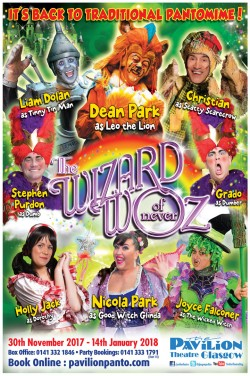 The Wizard of Never Woz at the Pavilion Theatre, Glasgow
