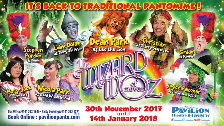 The Wizard of Never Woz - CLICK FOR MORE INFO!