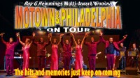 Motown And Philadelphia On Tour
