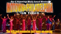 Motown And Philadelphia On Tour - BOOK NOW!