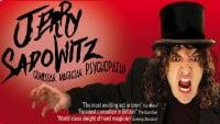 Jerry Sadowitz - BOOK NOW!