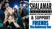 Shalamar & Support - BOOK NOW!