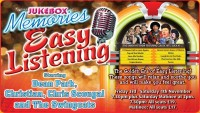 Jukebox Memories: Easy Listening - BOOK NOW!