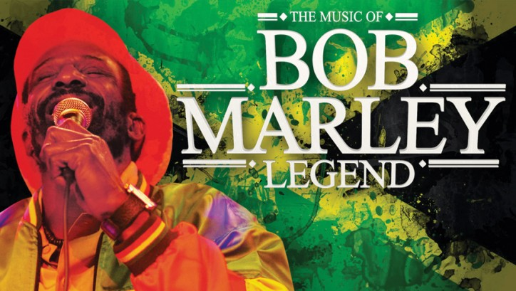 Legend – The Music of Bob Marley - CLICK FOR MORE INFO!