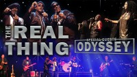The Real Thing & Odyssey Live! – CANCELLED - CLICK FOR MORE INFO!