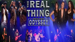 The Real Thing & Odyssey Live! at the Pavilion Theatre, Glasgow