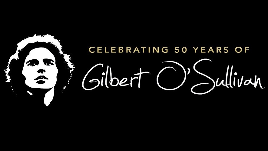 Gilbert O'Sullivan in Concert – CANCELLED
