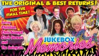 Jukebox Memories – CANCELLED - CLICK FOR MORE INFO!