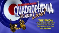Quadrophenia, The Album – NEW DATE