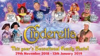 The Magical Adventures of Cinderella - BOOK NOW!