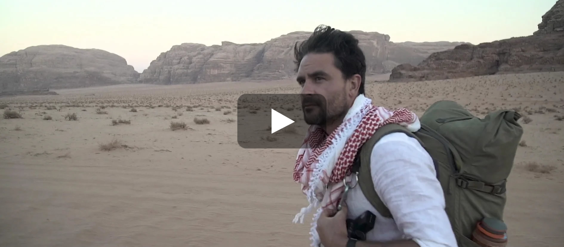 Levison Wood - Journeys Through The Badlands & Beyond - Autumn 2018 Theatre Tour