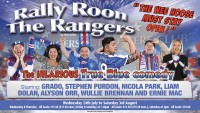 Rally Roon The Rangers – SOLD OUT - CLICK FOR MORE INFO!