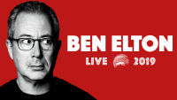 Ben Elton Live  - CLICK FOR MORE INFO!