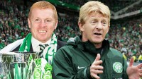 Midfield & Management: An Evening With Neil Lennon & Gordon Strachan