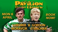 Midfield & Management: An Evening With Lubo Moravcik & Gordon Strachan