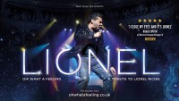 Lionel – Oh! What A Feeling - BOOK NOW!