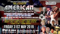 Legends of American Country - BOOK NOW!