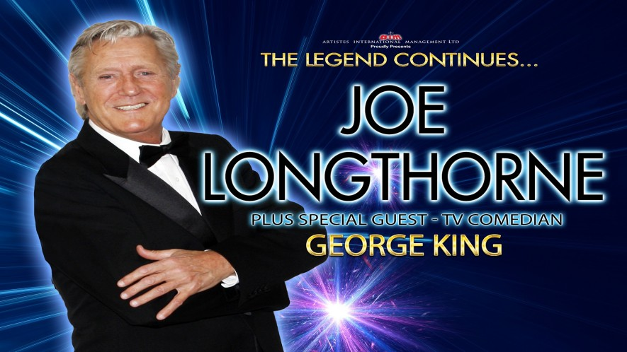 Joe Longthorne: 50th Anniversary Tour – NEW DATE