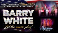 Let The Music Play: A Celebration to Barry White - CLICK FOR MORE INFO!