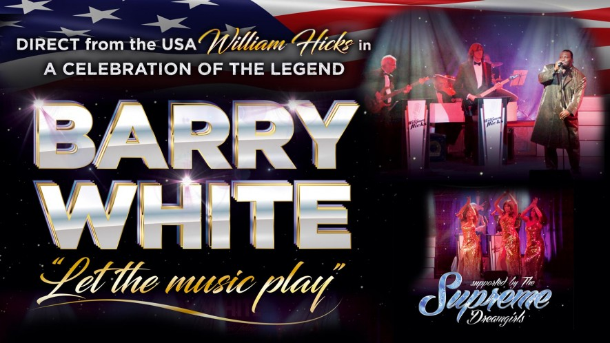 Let The Music Play: A Celebration to Barry White