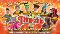 The Magical Adventures of Pinocchio - CLICK FOR MORE INFO!