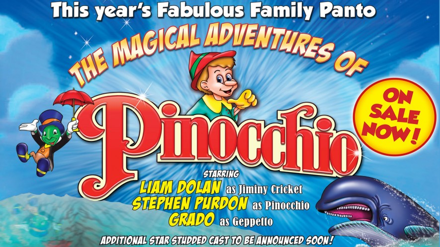 The Magical Adventures of Pinocchio
