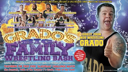 Grado's Big Family Wrestling Bash