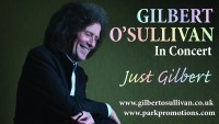 Gilbert O'Sullivan – Just Gilbert - BOOK NOW!