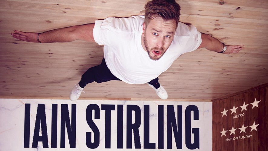 Iain Stirling – Rescheduled
